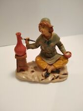 """Fontanini 'Andrew The Potter' From The Fontanini Heirloom Nativity 5"""" Collection"""