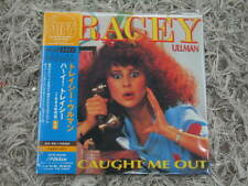 TRACEY ULLMAN	YOU CAUGHT ME OUT RARE OOP JAPAN K2HD MINI-LP CD