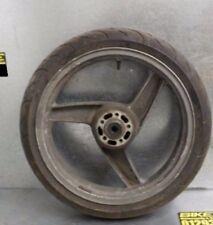 KAWASAKI ZZR 600 D 1990-1993 Frontal Wheel con neumáticos 120-60-17 2.42MM
