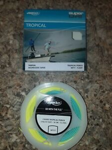 Airflo Floating Fly Line Bruce Chard Tropical Punch 8 Weight Thru 12 Weight