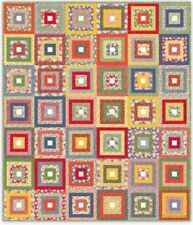 Play All Day Making Connections Quilt Kit by American Jane (Sandy Klop) for Moda
