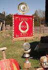 Roman Legion Gold Wreath SPQR Victory vexillum flag standard sigma legionary