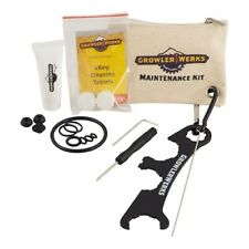 GrowlerWerks Maintenance Tool Kit Includes Everything to Keep uKeg Fresh & Clean