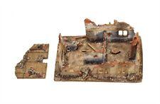 Conflix Ruiné maison 15 mm à 20 mm échelle décor diorama PKCX6510