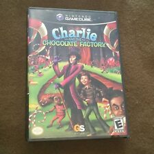 Nintendo Gamecube Video Game Charlie and the Chocolate Factory Rated E