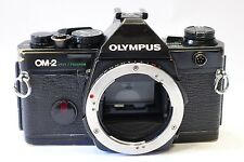 Olympus OM-2 Spot/Program 35mm SLR camera body, fully working, OM2 SP