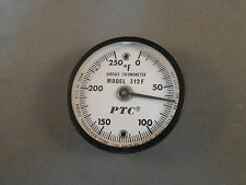 312F  SURFACE THEMOMETER 0-250 DEGREE NEW OLD STOCK