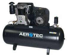 AEROTEC Druckluft Kompressor B60-270 FT, Kolbenkompressor, 270 Liter 10 bar 400V