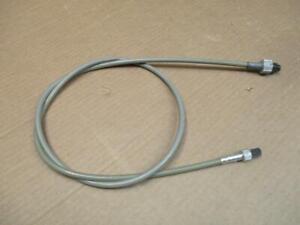 """Nash Rambler """"Smiths"""" Speedometer Cable NOS  4' 6"""" 8112666 Metropolitan"""