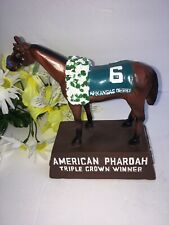 American Pharoah Triple Crown Winner Oaklawn Arkansas Derby Bobble Head