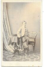 Cdv no Cabinet or postcard Lincolnshire Lincoln R Slingsby 2 Norman St Young Boy