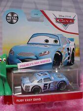 Disney Pixar Cars 3  CARL CLUTCHEN aka EASY IDLE  Rare Over 100 Cars Listed !!