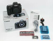 "NEW .. Canon EOS 5D MK IV Camera, 4K Ultra HD, 30.4MP, Wi-Fi, NFC, 3.2"" LCD BODY"