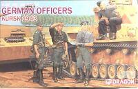 1/35 Figures: German Officers [Kursk 1943]   :DRAGON