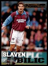 Merlin Premier Gold 1996-1997 - West Ham United Slaven Bilic #150
