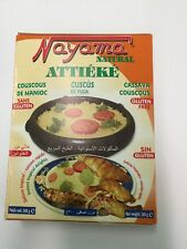 Nayama Natural Attieke - Cassava Couscous Cuscus De Yuca 300g Free Shipping