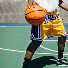 LeBron James Lakers Basketball Shorts Pants Jersey Costume Ins Style Pants AU