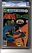 Brave and the Bold # 134 - CGC 9.6 WHITE Pages - Batman and Green Lantern