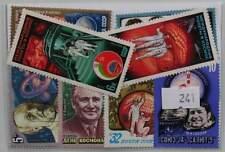 Echte Briefmarken mit Motiven aus Russland