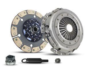 CLUTCH KIT A-E HD for 99-03 FORD SUPER DUTY F250-F750 7.3L V8 TURBO DIESEL
