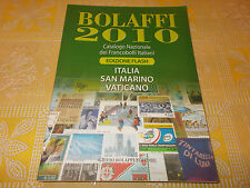 Bolaffi 2010 Catalogo Nazionale Francobolli Italiani Italia San Marino Vaticano