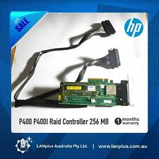 Genuine HP Smart Array P400 P400I Raid Controller 256MB two Cables DL380 G5