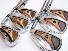 Excellent MARUMAN Conductor AD460 6pc NSPRO R-flex IRONS SET Golf Club inv 257_3