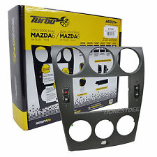 MAZDA 6 CAR STEREO ISO/DOUBLE/2/D-DIN RADIO INSTALL DASH KIT 99-7524B
