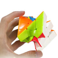 New Cube Colorful Twisted Cube Puzzle Finger Toys Educational Toys For Chil U_X