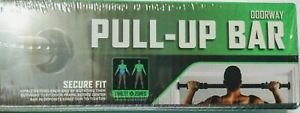 RBX Workout Gym PullUp Bar 250lb 113kg Door Adjustable Exercise Crossfit +NEW+