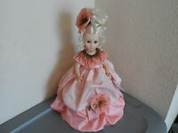 "Madame Alexander Vintage Doll Moss Rose 14"" With All Original Tags 1559"