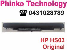 Original Battery For HP 255 245 250 240 G4 Pavilion 14-ac0XX HS03 HS04 HSTNN-LB6