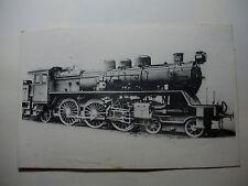 PORT048 - PORTUGUESE Railway STEAM LOCOMOTIVE No606 POSTCARD Portugal