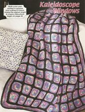 New listing Crochet Pattern Only.Swirled Colors Motif Afghan