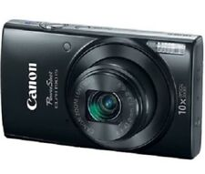 Canon PowerShot ELPH 190 IS / IXUS 180 20.0 MP Digital Camera - Black