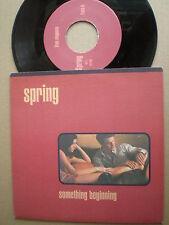 spring something Anfang SPAIN 45 Elefant 1995 Indie
