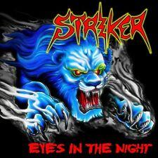 STRIKER - Eyes in the Night + Road Warrior EP (NEW*CAN POWER METAL REREL.*RAM)
