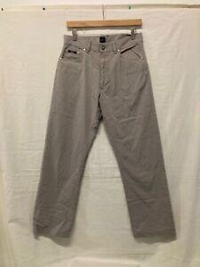 Hugo Boss Beige/Grey/Stone Chino Trousers Men's W32 L28-29 (/005)