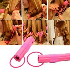 6pcs Magic Soft Foam Rollers Sponge Hair Curling Styling Curlers Twist DIY Kit Z