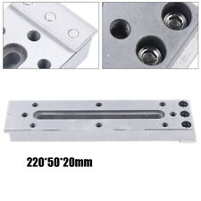 Fixture Board Fixture tool Stainless Steel Jig Clamping Leveling Tool Silver
