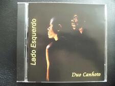 DUO  CANHOTO  -  LADO  ESQUERDO ,  CD  ,  WORLD MUSIC ,  AFRICA   ANGOLA