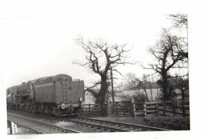 Rail Photo 9F 92079 Blackwell Lickey Incline LMS MR Bromsgrove worcestershire