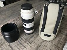 Canon 70-200mm F/2.8 L IS USM Teleobjektiv