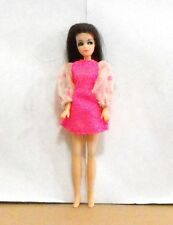 TOPPER ANGIE DOLL WEARING STOCK PINK & WHITE MINI HEAD MOLD P10 LOT 50-25