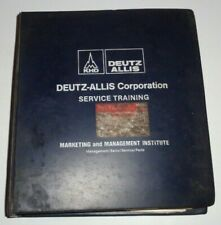 Heavy Equipment Manuals & Books for Deutz-Allis Tractor for ... on new holland wiring diagrams, international wiring diagrams, kenworth wiring diagrams, minneapolis moline wiring diagrams, cat wiring diagrams, mahindra wiring diagrams, kubota wiring diagrams, mitsubishi wiring diagrams, massey harris wiring diagrams, gm wiring diagrams, ingersoll rand wiring diagrams, kobelco wiring diagrams, wisconsin wiring diagrams, john deere wiring diagrams, jlg wiring diagrams, hatz diesel wiring diagrams, navistar wiring diagrams, thomas wiring diagrams, detroit diesel wiring diagrams, honda wiring diagrams,