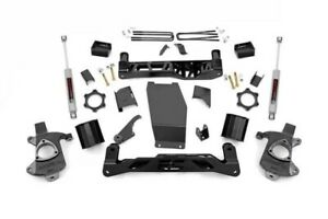 5IN GM SUSPENSION LIFT | KNUCKLE KIT (14-18 1500 PU 4WD)SKU:22330