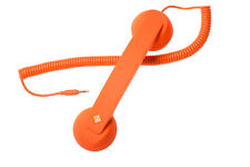 Cornetta POP Phone Arancione da casa/ufficio della Native Union