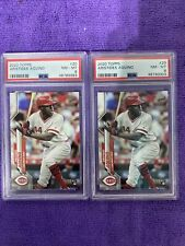 2020 aristides aquino Topps rookie Psa 8 lot of 2 checkout other auctions