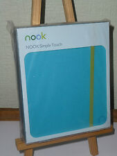 Nook 2nd Edition Simple Touch E-Reader Oliver Cover - Turquoise  /BLR*