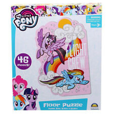 46pc My Little Pony Floor Jigsaw Puzzle Game Kids Educational Toys 3y+ w/ Box